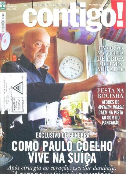 Contigo 1905: Paulo Coelho / Paulo Rocha / Carol Sampaio