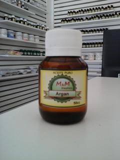 Aceite De Argan Puro X 50 Ml (origen Marruecos)
