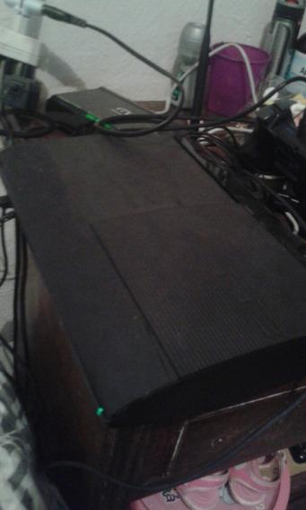 Playstation 3 Com 10 Jogos 2 Controles Sem Fio Original Todo
