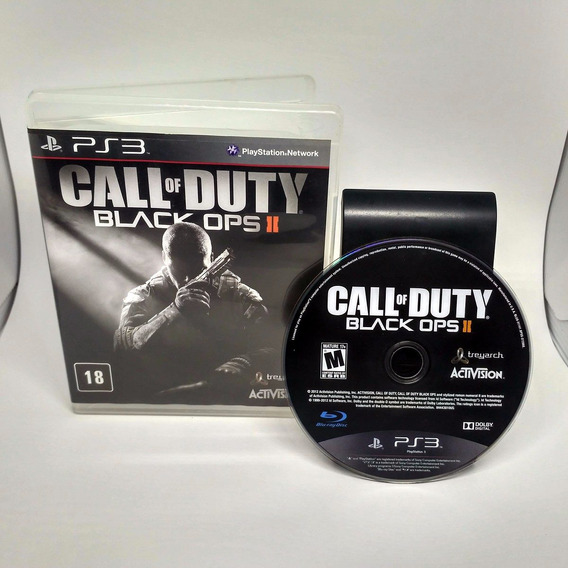 Call Of Duty: Black Ops 2 Ps3 - Mídia Física | Playgorila