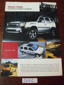 Prospecto Folder Nissan Pick Ups 2003 - Ref.: 3822