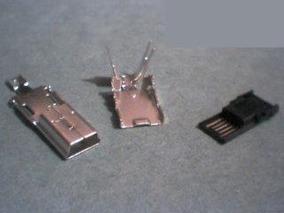 Conector Usb - Componente Eletronico Maquina Digital Camera