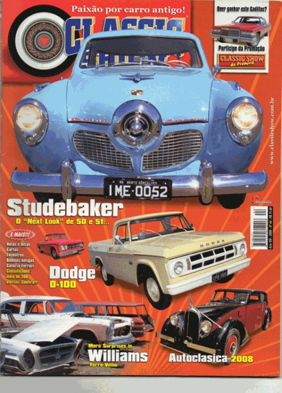 Classic Show Nº44 Studebaker Dodge Pick-up D100 Autoclásica