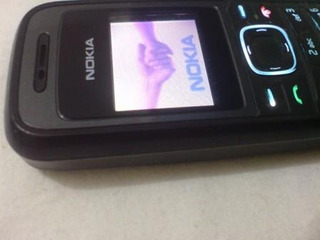 Celular Nokia 1208 (lanterna) Todo Original Desbloquead 100%