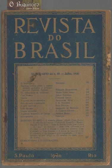 Revista Do Brasil - Nº 55 - 1920