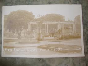 Cartão Postal Antigo Praça Floriano Peixoto Maceio Alagoas