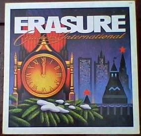 Lp Vinil Erasure - Crackers International