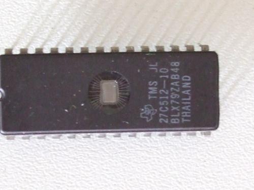 Memoria Eprom 27c512-10