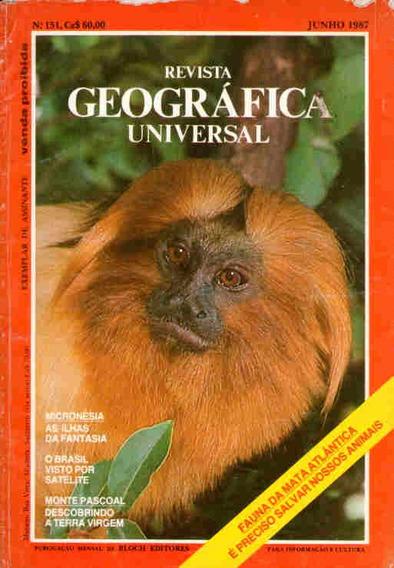 Geográfica Universal 151 * Jun/87