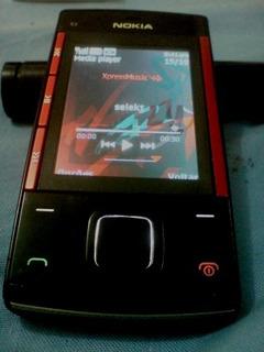 Nokia X3 Original Slide 3.2mpx Som-alto Turbo Compacto Lindo