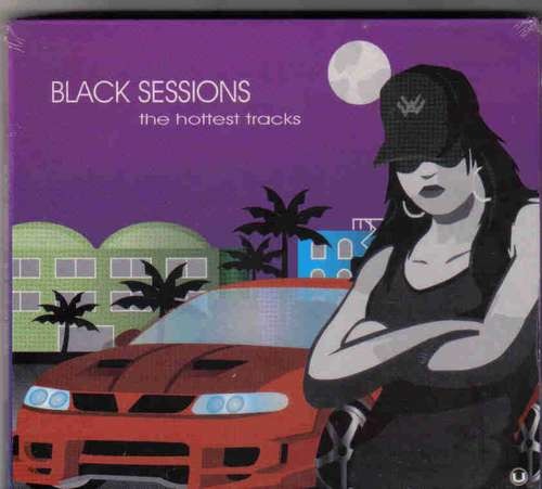 Black Sessions The Hottest Tracks Cd Lacrado