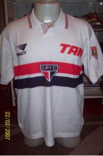 Rara Camisa Do São Paulo Tam 1993