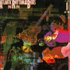 00087 - Cd Atlantic Rhythm And Blues - Vol 1