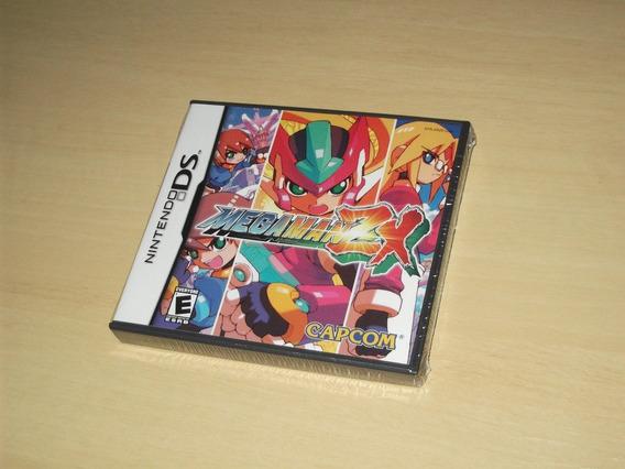 Ds - Mega Man Zx (americano)