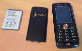 Sony Ericsson W200i - Display Quebrado ? Operadora Vivo - Sp