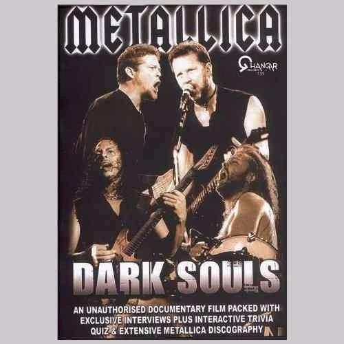 Dvd Metallica Dark Souls Show Time Legendado Filme Documenta