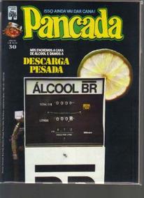 Revista Pancada N 30 - Ano Iii - Editora Abril