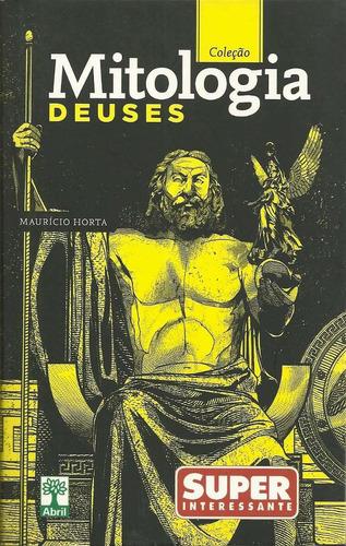 Livro Colecao Mitologia - Deuses - Bonellihq Cx404 H18