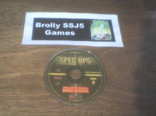 Spec Ops - Ranger Assault Original Computador Pc Game Jogo