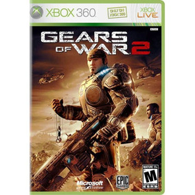 Game Xbox 360 Gears Of War 2