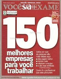 Revista Voce S. A Especial 2009