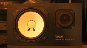 Monitor De Audioyamaha Ns-10m Vendida