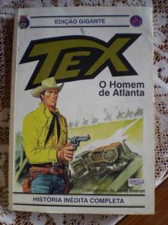 Tex Gigante! Mythos! Vários! R$ 30,00 Cada!