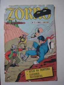 Zorro Nº 5 Editora Ebal