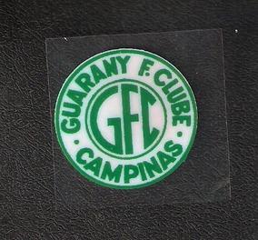 Guarany F.clube - Plastico Antigo
