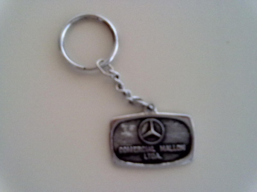 Chaveiro Da Concessionária Mercedes Benz Comercial Mallon