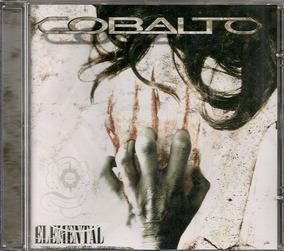Cobalto - Elemental Thrash À La Killswitch Engage
