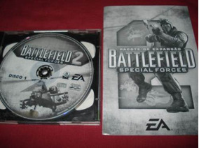 Game Pc Battlefield 2 Special Forces