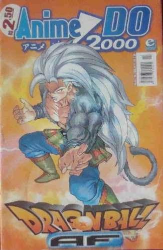 Revista Anime Do 2000 No. 11
