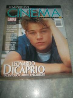 Revista O Mundo Do Cinema Nº 10 - Leonardo Dicaprio