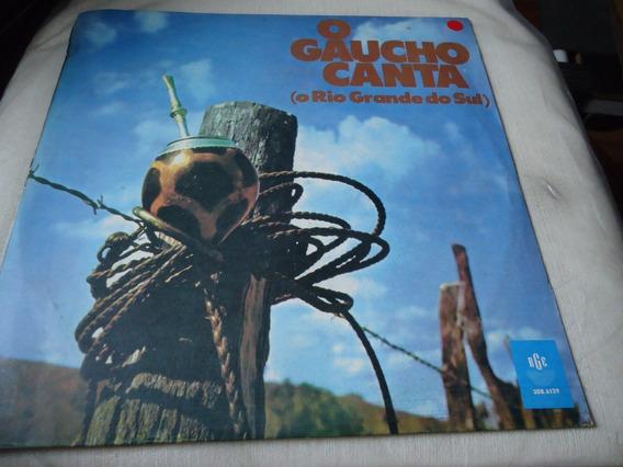 Lp - O Gaucho Canta O Rio Grande Do Sul (d2)