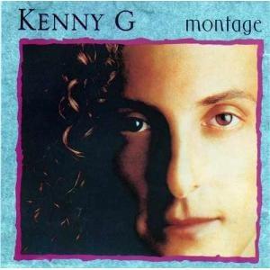 Cd Kenny G - Montage - Novo Lacrado***