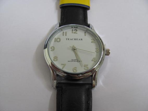 R85 - Relógio De Pulso Teachear