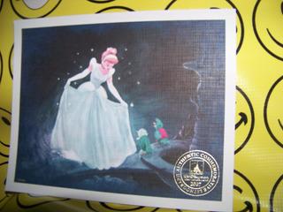 La Cenicienta Disney Dibujo Original Posible Cambio