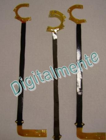 Flexivel, Flat, Flax Do Obturador Para Samsung S1050, S850