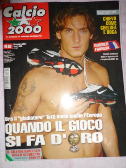 Revista Calcio 2000 N.48 12/2001