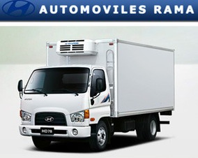 Hyundai Hd78 Chasis Y A/c 0km Euro 4 Consultar Financiacion