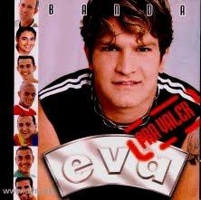 Cd Original- Banda Eva - Pra Valer - 1º Cd - Saulo Fernandes