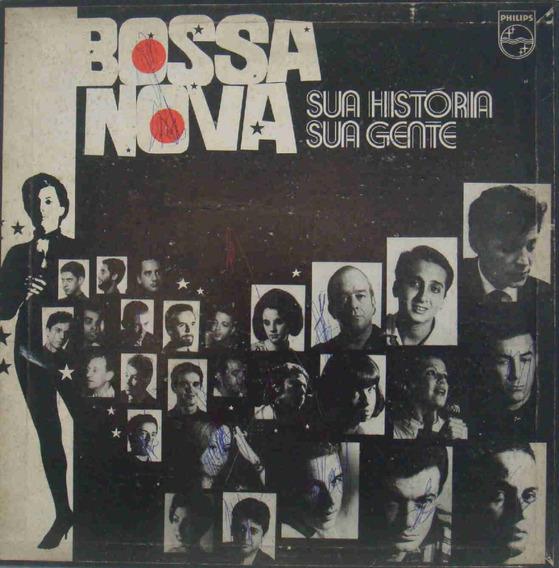 Bossa Nova, Sua História, Sua Gente Caixa 3 Lps + Livreto
