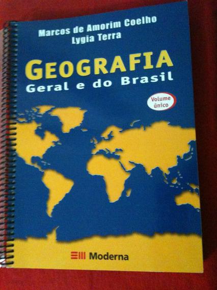 Livro Geografia Geral E Do Brasil