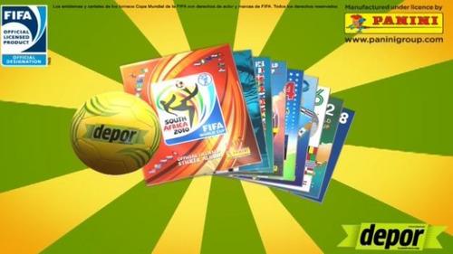 Álbums De Los Mundiales 74,86,94,2002 Y2006 Originales
