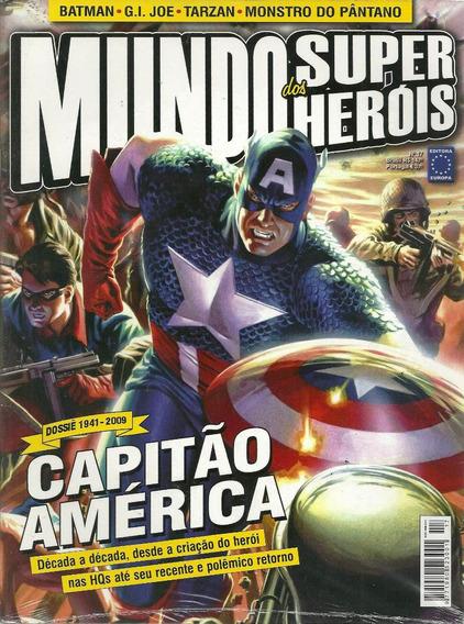 Mundo Dos Super-herois 17 - Europa - Bonellihq Cx109 I19
