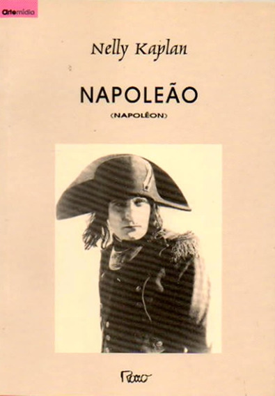 Livro Napoleão Nelly Kaplan Cinema Video Tv Abel Gance
