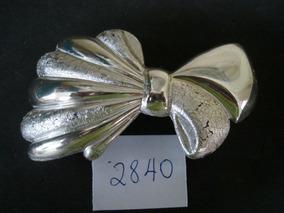 #2840# Bijuteria Antiga - Presilha De Cabelo De Metal