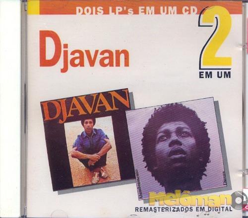 Djavan 1978-80 Cd 2 Lps Em 1 Cd Marizinha E Chico Buarque