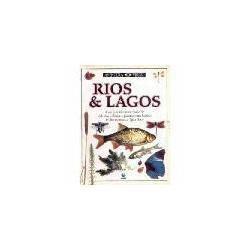 Livro Rios & Lagos - Coleção Aventura Visual